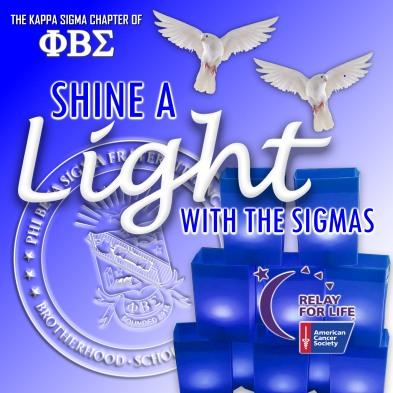 Shine A Light With The Sigmas