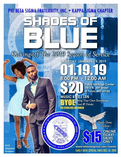 2019 Shades of Blue Image