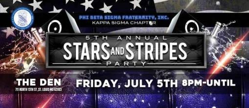 2019 Stars 7 Stripes